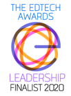 The Edtech Awards Leadership Finalist 2020