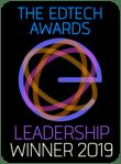 EdTech Digest Leadership Award Winner 2019
