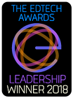 EdTech Digest Leadership Award Winner 2018