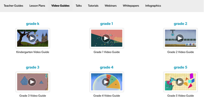 Matific: Game-Based Math Activities for K-6
