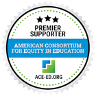 American Consortium For Equity In Education Premier Supporter