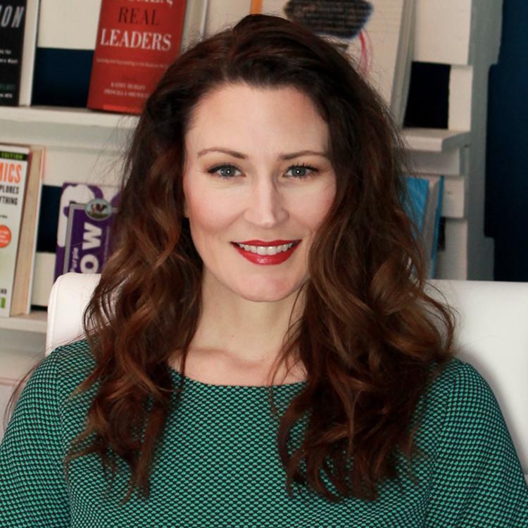Kristen Plemon Director of Strategic Storytelling & Client Success